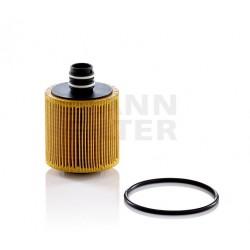 Фильтр масляный двигателя FIAT HU8006Z (пр-во MANN)