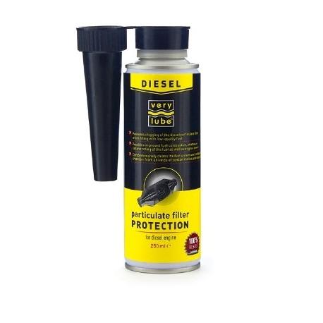 VERYLUBE Защита сажевого фильтра 250 мл.
