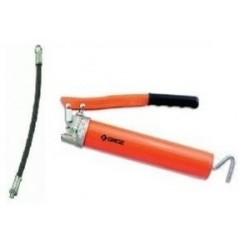 Шприц рычажный с гибким шлангом 500 см3 Groz V1F/M 42921