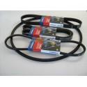 Ремень вентиляторный клиновой SPB 1250 Lw RUBENA
