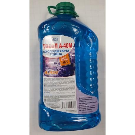 Тосол А40 WISSO Extra Energy -40С 4,4 кг