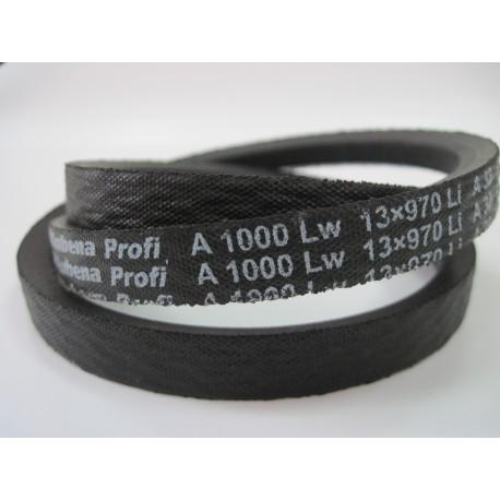 Ремень приводной клиновой A 1500 Lw RUBENA