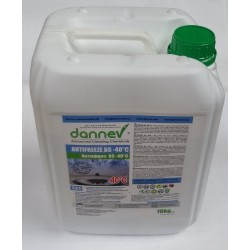 Антифриз Dannev Antifreeze BS -40С 10кг