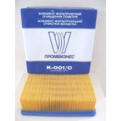 Элемент фильтрующий воздуха ПБ K-001/С(2112-1109080-01 ПБ)