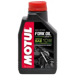 Motul 822201 Fork Oil Expert Medium 10W Масло вилочное