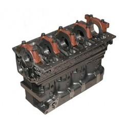 240-1002001-Б2 Блок цилиндров Д-240, Д-243, Д-245 МТЗ-80, МТЗ-82, МТЗ-1025 (3 втулки р/вала) (пр-во ММЗ)