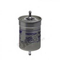 Фильтр топливный A4, A6, SUPER B Hengst H80WK01