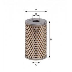 Вставка для масляного фильтра ГУР (0229348) Hengst E10H02