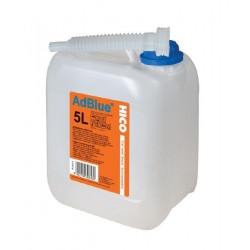 ADBLUE Жидкость для снижения выбросов (N2O)BORG-HICO (5 л)