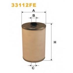 Фильтрующий элемент топливного фильтра (ETALON * 2шт.) WIX 33112FE (FN PW809) (PW809/T) WIX