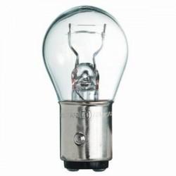 Лампа GE 1077.2B ( 2 шт) Standart, P21/4 12V BAZ15d, 17130