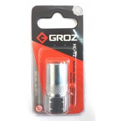 Гидравлическая 4-х лепестковая муфта с шариковым затвором Groz HC/12/4/M