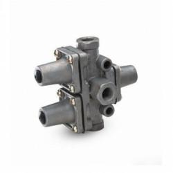 100-3515210 Клапан защитный тройной (ОАО КамАЗ)