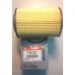 Маслянный фильтр 26320-27401 ONNURI