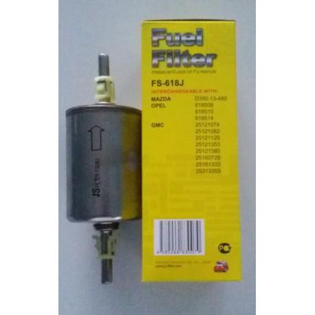 Фильтр топливный FS618J JS ASAKASHI