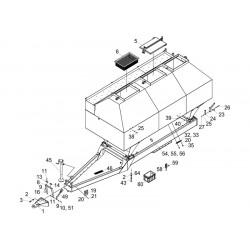 5105150027 фильтр бункера для семян и удобрений « АГРО-СОЮЗ»