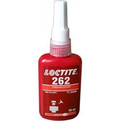 Loctite 262 (19393) Резьбовой фиксатор средней и высокой прочности , 50 мл