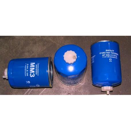 Фильтр тонкой очистки топлива с отстойником ФТ 020-1117010