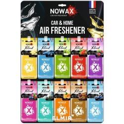 Ароматизатор Nowax NX07544 X Card Mix №1 (Плапншет 50 шт.))