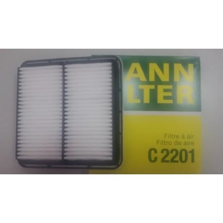 Фильтр воздушный Mann C 2201